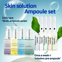 [MDNATURE] FREE SHIPPING over 2 orders / Special Vitamin Ampoule Series / Anti-aging /pore+acne