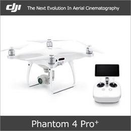DJI Phantom 4 Pro+ [専用ディスプレイ一体型送信機] ファントム ドローン 日本語マニュアル&賠償責任保険付き DJI正規代理店 宅急便送料無料