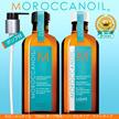 【クーポン使用可能】モロッカンオイル100mlポンプ付き/ノーマルorライト 使うほどに髪は潤い、まとまりやすくなめらかに。専用ショッパー付き/サロン専売品