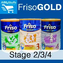 【FRISO】Gold Milk Powder (Stage 2|3|4) 1.8kg