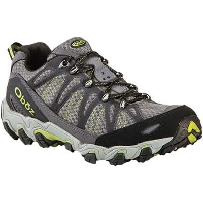 オボズ(Oboz) Traverse Low トラバースロウ メンズ Dark Shadow OB00021501DKSD 【靴 トレッキングシューズ 登山 黄緑】【TRSH15】の画像