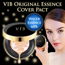 [SALE] VIB Original Essence Cover Pact / Instant High Coverage With Hydration Boost (Foundation)