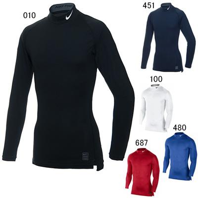 ナイキ (NIKE) NP クール コンプレッション  L/S モック トップ 703091 [分類:コンディショニングシャツ (メンズ・ユニセックス)]の画像