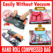 Hand roll seal bag/Vacuum Storage / Clothes ★Easily without vacuum!★Just Roll it by Hand!/ Travel Pack/  Best Present and gifts for Christmas  Birthday  Corporate  Church  Door Gift  Valentines Day