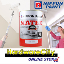 Nippon Paint 9102 Matex Emulsion 7L