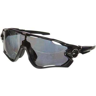 ◆即納◆オークリー(OAKLEY) Polarized JAWBREAKER(ジョウブレイカー) 偏光レンズ polished black/ black iridium polarized OO9270-05 【サングラス アジアンフィット】の画像