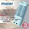 Maier Fresh Plug-In Air Purifier - Save Space - Plug Directly into wall socket - Powerful and Effective - Remove Odor