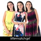 LMG SALE [SINGAPORE PREMIUM DRESS DESIGN] (Size S-XXL) Free Shipping*