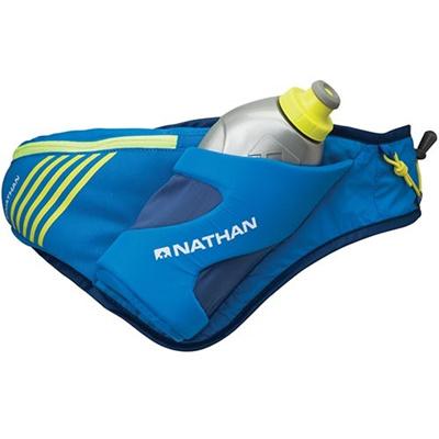 ネイサン(NATHAN) Peak B11430000 N.BLUE/E.BLUE 535ml 【ランニング ジョギング ウォーキング ウエストバッグ 軽量】の画像