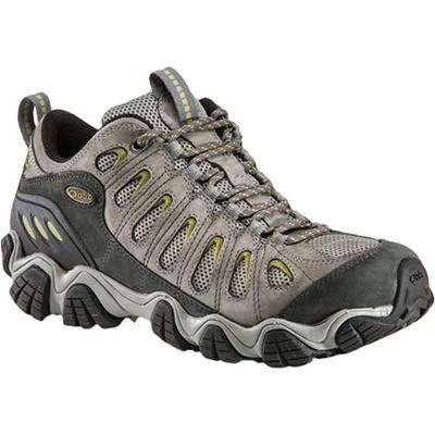 オボズ(Oboz) Sawtooth Low ソウトゥース ロー メンズ Pewter OB00020601PWTR 【靴 トレッキングシューズ 登山 黄緑】【TRSH15】の画像