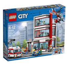LEGO City Town 60204 City Hospital