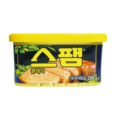 【韓国食品・韓国飲み物】 ■スパム(小200g)■の画像