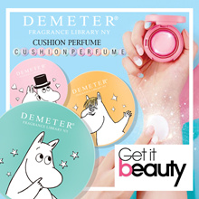 😱OMG LATEST HIT! 2Pcs Offer! Exclusive Distributor ❁Original Cushion Perfume❁ Moomin☓Demeter | 8 Fragrances in a Mini Cushion! ♥ Cute Compact Fun! Perfect Gift for Xmas! MUST TRY😱