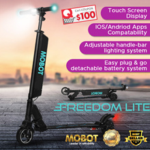 ⚓$799 HOT HOT SALE⚓[MOBOT] Freedom Lite ☢ Free Aviator Toe Shoes and Helmet. Apps Support