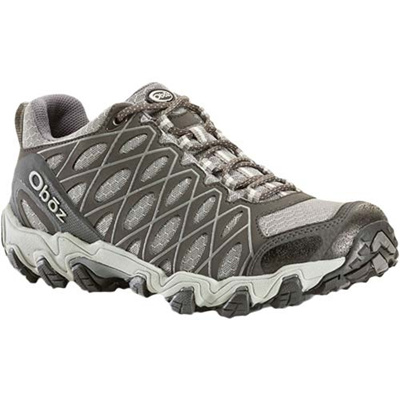 オボズ(Oboz) Switchback スウィッチバック メンズ Carbon OB00022601CRBN 【靴 トレッキングシューズ 登山 グレー】【TRSH15】の画像