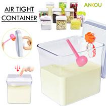 ◣AirTight Milk Powder Box◥  Food Container ★ 2017 NEW Product New Technology BPA ★ Vacuum Box ★ Free Box Air Tight Free Scoop