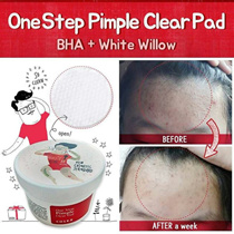 ♥24h-48h DELIVERY♥FREE* HIGH QUALITY MASK♥BEST ACNE SOLUTION♥HOTTEST IN KOREA♥ONE STEP PIMPLE CLEAR PAD♥PIMPLE PATCH♥ BHA BLACKHEAD POWER LIQUID♥AHA 7 WHITEHEAD POWER LIQUID♥