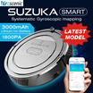 [SYSTEMATIC NAVIGATION]★ PROSCENIC SUZUKA SMART ROBOT VACUUM With WATER TANK 5-in-1 ★ APP CONTROLLED ★ SINGAPORE AGENT WARRANTY ★ HIGH SUCTION POWER ★|