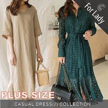 15th Dec Update ♥Korean Style♥ Linen / Casual / LOOSE Fit  / Plus Sizes