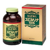 ★BUY 2 FREE SHIPPING★SGF Enriched Spirulina 100% 1500 Tablets!! Direct from Japan!!