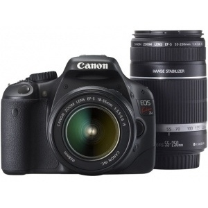 CANON EOS Kiss X4 ダブルズームキット