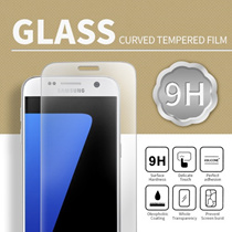 3D Curved Tempered Glass Protector★Samsung Galaxy S7/Edge/S6/iPhone7/Plus/6S/LG G5/Screen Protector