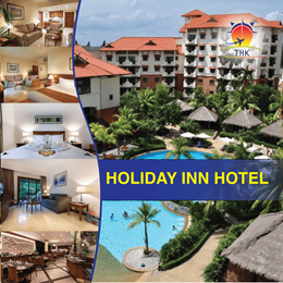 2D1N BATAM HOLIDAY INN HOTEL TOUR PACKAGE (MIN 2PAXS TO GO)