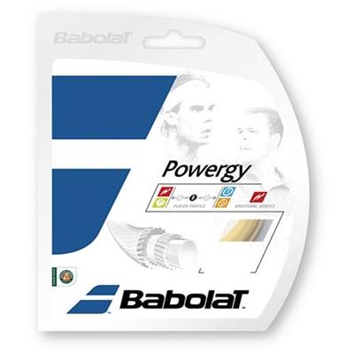 バボラ(Babolat) パワジー 130 BA241116 730 ナチュラル 130 【テニス ガット ストリング 硬式】の画像