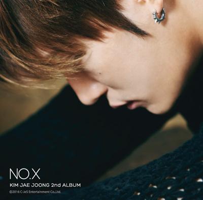 [書留発送]キム・ジェジュン2ndalbum[NO.X]/JYJ/Jaejoong/ノックス