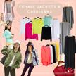 【Jacket Cardigan】 / Korean Style Long section Female Windbreaker/Coat/Loose/Hooded/Comfortable