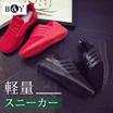 スニーカー レディース/スニーカー 安い 可愛い/軽量スニーカー/2017韓国ファッション靴の運動靴/カジュアルランニングシューズネット面射出スニーカー/2種類の色の6個のサイズは選択することができま
