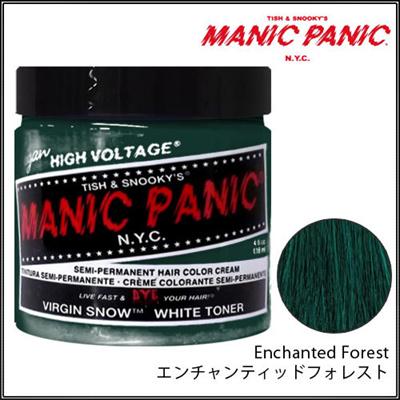 マニックパニックMC11009EnchantedForestエンチャンティッドフォレスト【MANICPANIC】【マニパニ/ヘアカラークリーム】