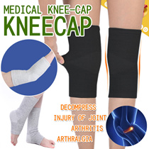 Four Season▶Bamboo Charcoal 360º Knee Guard Cap^elbow/ankle guard- (1pair)◀GDD GDE-Comfortable Knee Support/ Breathable n Elastic/ Injury of Joint Arthritis Arthralgia/ Compression