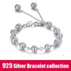 925 Silver Bracelet/Fashion Silver Bracelet/Silver jewelry