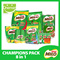 ★MILO 8in1 CHAMPIONS PACK★ SAVE 47% ★ with 6x190ml Nutri-G + 250g Ice Energy Pack + 900g ACTIVGO + 3in1 Sachets + 6xUHT 200ml + Milo Snack Bars + Nutri-G Powder + 450g Milo Tin