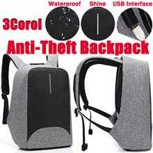 2017 Unisex Anti-Theft Backpack/ Laptop Bag/Backpack Waterproof USB power cord