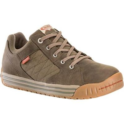 オボズ(Oboz) Mendenhall メンデンホール メンズ Tarmack OB00080401TRMC 【靴 カジュアルシューズ タウン レザー】【TRSH15】の画像