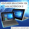 Venturer BravoWin 10K_Mini Notebook 2 Free Shipping Jabodetabek