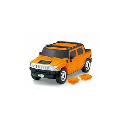 ビバリーCP3-008カーパズル3Dハマー/H2/オレンジ