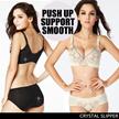 【BUY3 GET4】【Back smoothing bra】Sexy Bra Collection/ body Shaper Bra/back smoothing bra/Push-up Bra/lingerie/Cami bra/sexy bra Qoo10 Japan No. 1 underwear shop