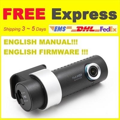 【クリックでお店のこの商品のページへ】BlackVue Wi-Fi DR500GW-Car Black Box official English-Firmware+manual 32GB Free shipping
