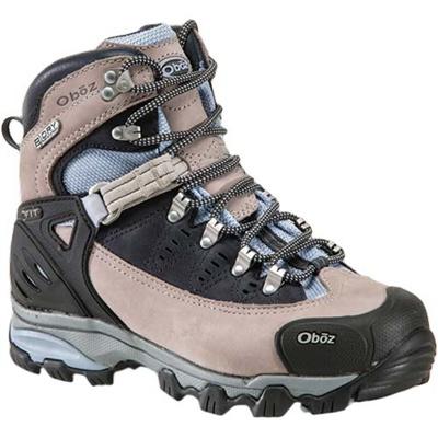 オボズ(Oboz) Beartooth BDRY ベアトゥース レディース Sky Blue OB00050202SKBL 【靴 トレッキングシューズ 登山 防水 水色】【TRSH15】の画像
