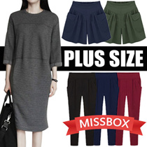 【Sep 30th】400+ style 2016 S-7XL NEW PLUS SIZE FASHION LADY DRESS OL work dress blouse TOP pants short GSS