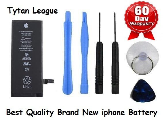 Buy Best Quality Brand New iPhone 4 / 5 / 6 / 6plus Replacement Battery Deals for only S$25 ...