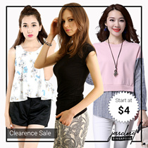 Tops Collection #Clearance Sale