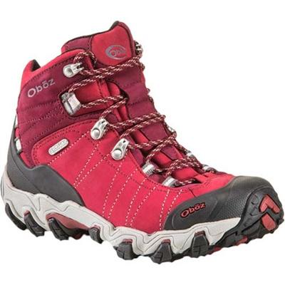 オボズ(Oboz) Bridger BDRY ブリッガー レディース Rio Red OB00022102RORD 【靴 トレッキングシューズ 登山 防水 ピンク】【TRSH15】の画像