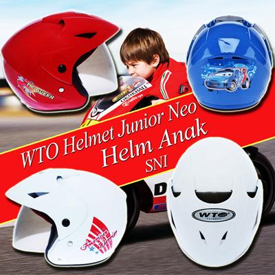 WTO Helmet Junior Neo (Helm Anak)