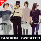 T124「buy 2 free shipping」New arrivals! Korea style!Sweater/•Cardigan/bat sleeve knit cardigan comfortable/Cardigan Korean Style Basic Sweater