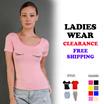 Lowest price Ladies Fashion Tee Shirt/ dress/ pants / short/ bra / underwear. clearance! no option price