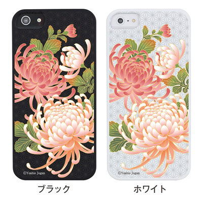 【iPhone5S】【iPhone5】【和柄】【iPhone5ケース】【カバー】【スマホケース】【ケース】 ip5-wa-021の画像